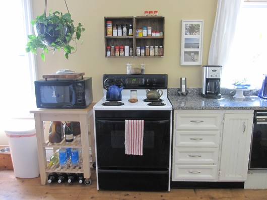 Microwave Stand Plans Woodworking
