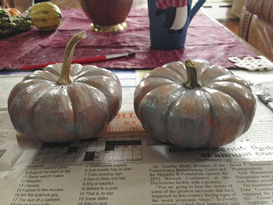 Christmas Gourds 6